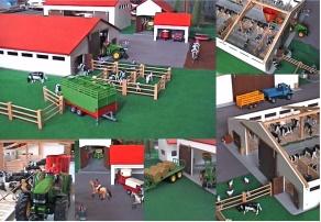 farm diorama 2010 landwirtschaft in miniatur online shop. Black Bedroom Furniture Sets. Home Design Ideas